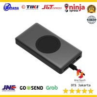 Hame Wireless Quick Charge Power Bank 10000mAh - P51W - Hitam