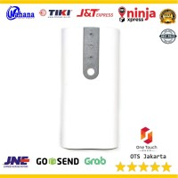 Exchangeable Cell Power Bank Case For 2Pcs 18650 - Putih
