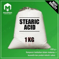 Stearic Acid 1 kg - Asam Stearat 1 kg