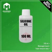 Silicone Oil 100ml / Silicon oil 100ml / Minyak Silikon 100ml