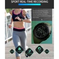 Water resistant Smartwatch Bluetooth SKMEI Green /Black