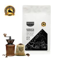 BIJI KOPI ROBUSTA FINE TEMANGGUNG NATURAL -500GR NORTHSIDER COFFEE