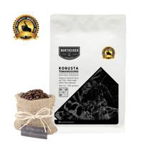 BIJI KOPI ROBUSTA FINE TEMANGGUNG NATURAL -200GR NORTHSIDER COFFEE