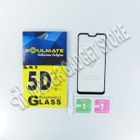 Asus Zenfone Max Pro M2 ZB631KL Soulmate Tempered Glass 5D - ORI