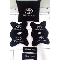 Bantal Toyota Innova Venturer aksesoris mobil