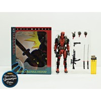 ACTION FIGURE NECA DEADPOOL EPIC MARVEL ULTIMATE