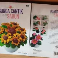 Bunga Cantik dari Sabun untuk Dekorasi by Irni Yunita