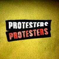 Emblem / Patch Protesters 658