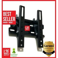 Universal Bracket TV 14-37 inch / Bracket TV Adjustable Vesa 200mm