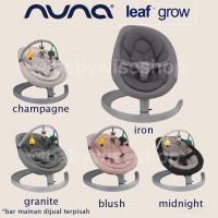 Grosir Nuna Leaf Grow - Midnight