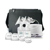 Grosir Philips Natural PP Twin Elektrik Comfort Breast Pump