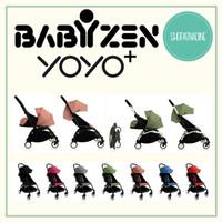 Grosir BABYZEN YOYO  6  (toddler usia 6 bulan ke atas) - Hitam