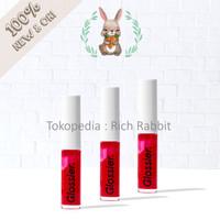 Glossier Lip Gloss Lipgloss RED / with Vitamin E & Jojoba Oil