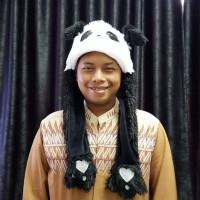 Topi Bunny Hat Panda/ Rabbit Bunny Hat
