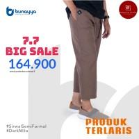 Sirwal Bunayya Warna Lengkap, Celana Panjang Pria Muslim Bahan Premium