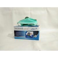 Masker Kesehatan Face Mask tali / Makser Resources with