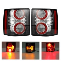 Car LED Rear Tail Light Assembly with Bulb Left/Right for