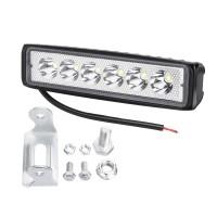 18W 12/24V IP65 Car LED Spot Work Light Flood Lamp Off-road