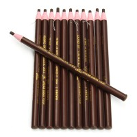 12pcs Eyebrow Pencil Eyeliner Set Waterproof Eye Makeup Pen