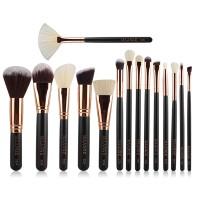 15pcs MAANGE Makeup Cosmetic Brushes Kit Set Facial