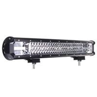 22 Inch 648W LED Light Bars Flood Spot Combo Beam Driving