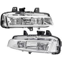 Car Left/Right Front Bumper Fog Lights Lamp for Range Rover