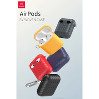 XUNDD Apple Airpods Air Pods 1 2 Premium Silicone Case With Hook