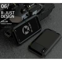 Heavy Duty Armor Case Casing Metal Aluminium iPhone 7/8
