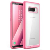 Case Samsung Galaxy Note 8 SUPCASE Unicorn Bettle UB Style Ori - Pink