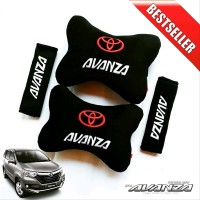 Bantal mobil _ Headrest _ new Avanza