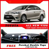 Cover Dashboard Toyota Vios 2013 Now