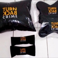 Bantal mobil Turn Back Crime