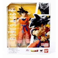 SHFiguarts Son Goku Saiyan Raised on Earth
