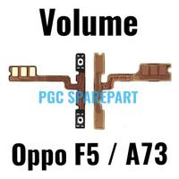 Flexible Connector Volume Oppo F5 - A73 - F5 Youth Fleksibel Konektor