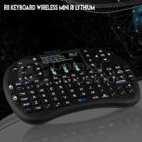 Mini Keyboard Wireless Bluetooth RII i8 Lithium