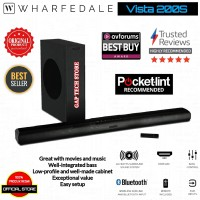 Wharfedale Vista 200S / Vista200S Great Performance Soundbar System