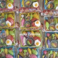 Harga mainan anak edukasi masak masakan food court kuliner nusantara cewek | antitipu.com