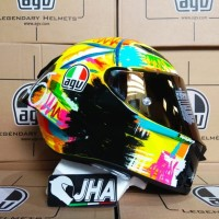 AGV Pista GPR Wintertest 2019 - Rossi - VR46 - Limited Edition