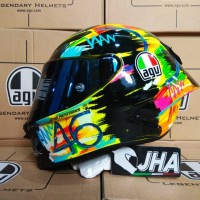 AGV Pista GPR Wintertest 2019 size S - Limited Edition