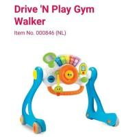 Winfun 5 in 1 Driver n Play Gym Walker / Mainan Bayi