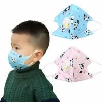 Masker Anti Debu Anak Dan Dewasa Import