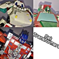 Transformers Optimus Prime Transformer Set KW
