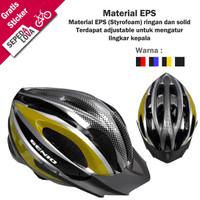 Helm Sepeda MTB Roadbike Genio