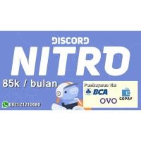 Jual Discord Nitro - Harga Terbaru 2019 | Tokopedia