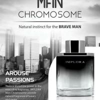 IMPLORA EAU DE PARFUME MAN CHROMOSOME 100 ML