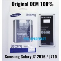 Baterai Original OEM 100% Samsung Galaxy Samsung Galaxy J7 2016 / J710