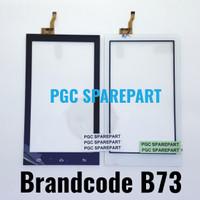 Original Touchscreen Brandcode B73 - Kaca Layar Sentuh TS B 73