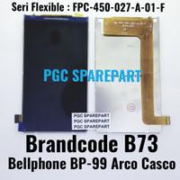 Original OEM LCD Bellphone BP-99 Arco BP99 Casco - Brandcode B73