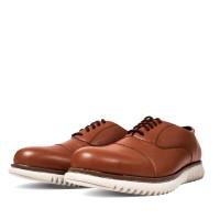 Sepatu Sneakers Pria Men's Republic - Gazvin Tan