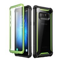 Case Samsung Galaxy Note 8 i-BLASON Ares with Screen Original - Green